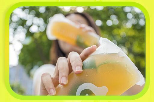 小青柑柠檬茶+60万补贴!持续火热中