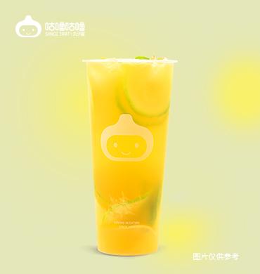 山茶花柠檬茶